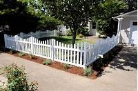 front yard fence ideas Top 60 Best Front Yard Fence Ideas - Outdoor Barrier Designs