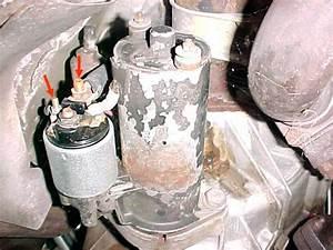 Starter Re-installation Wiring Question