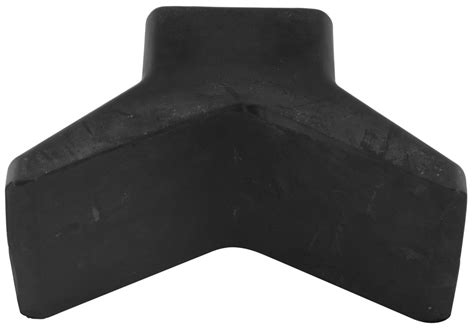 Boat Trailer Y Stop by Boat Trailer Rubber Y Stop 3 Quot X 3 Quot By Dutton Lainson