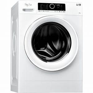 Whirlpool Supremecare Fscr80410 Washing Machine In White