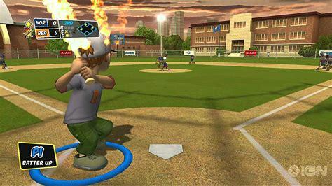 Sandlot Sluggers Xbox 360 Trailer