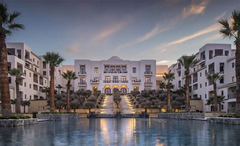Four Seasons Hotel Tunis, Gammarth, Tunisia