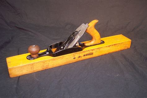 stanley   transtional jointer plane woodworking