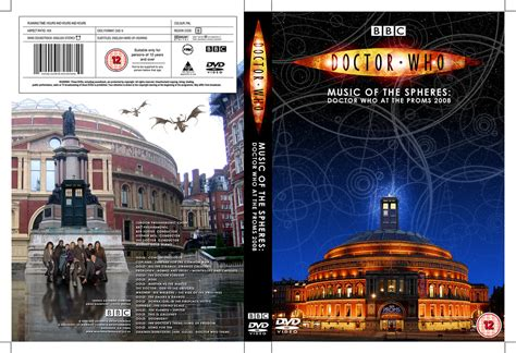 doctor    proms dvd cover  revision   cd