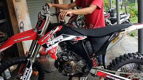 Modifikasi Zr 150cc by Modifikasi 150cc Untuk Grasstrack