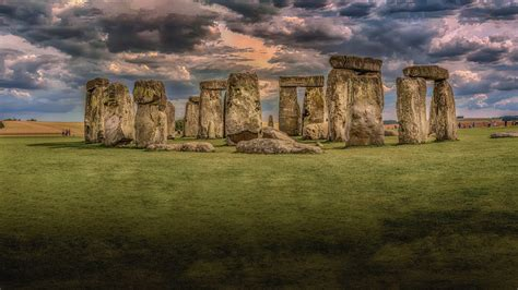 stonehenge  uhd wallpaper