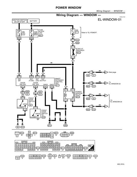 2001 nissan frontier wiring diagram wiring diagram and