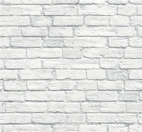 white brick pelican prints white brick wallpaper