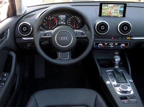 audi a3 dashboard 2015 audi a3 review car reviews