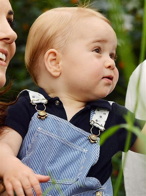 Prince George's Best Facial Expressions | POPSUGAR ...