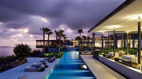 design houses swimming pools villa wallpaper
