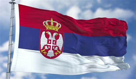 What Do The Colors And Symbols Of The Flag Of Serbia Mean
