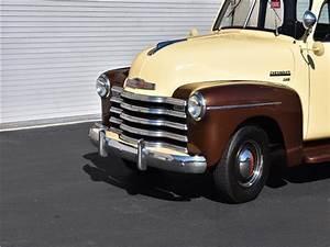 1951 Chevrolet 1  2 Ton Pickup 5