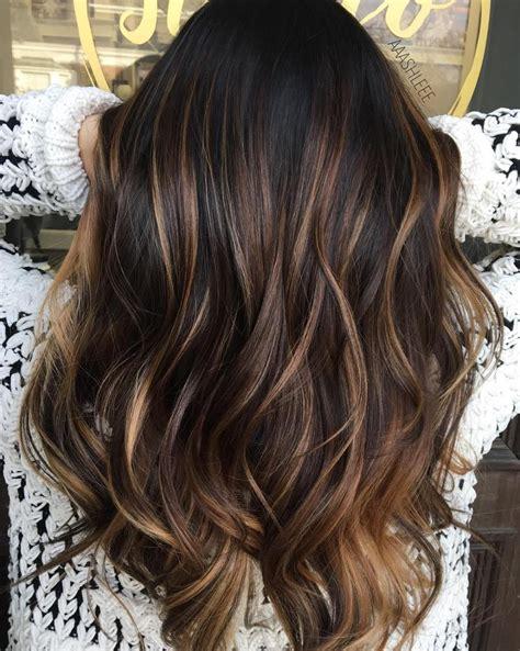 Hairstyles Brown With Highlights by 60 Hairstyles Featuring Brown Hair With Highlights In