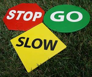 Stop And Go : poly traffic signs poly enterprises ~ Medecine-chirurgie-esthetiques.com Avis de Voitures