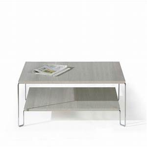 new line is a square shaped coffee table With square shaped coffee table