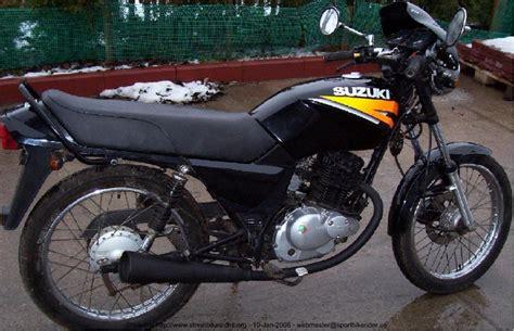 Suzuki Gs 125 by Suzuki Suzuki Gs 125 Esz Moto Zombdrive
