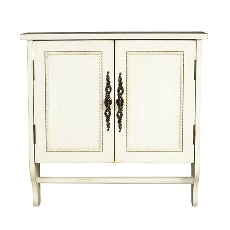 wall cabinet with towel bar home decorators collection chelsea 24 in w x 24 in h x 8