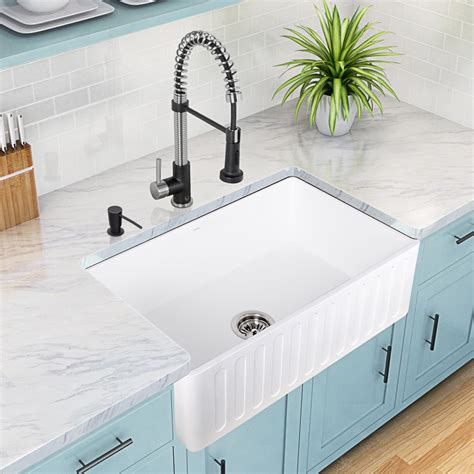 stainless steel farmhouse sink lowes swanstone sinks home depot swanstone sinks at menards by
