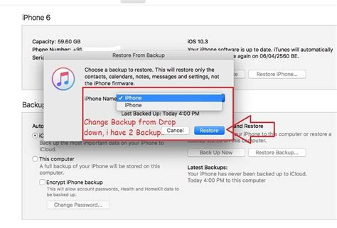 where do i go to backup my iphone how to restore iphone from backup using itunes or icloud