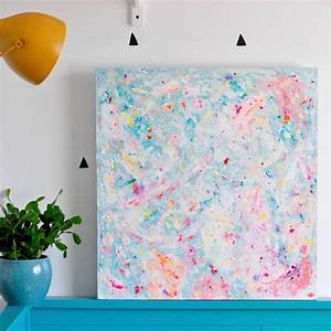 39 sunday morning 39 original pastel abstract painting by