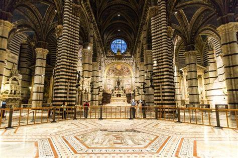 Interno Duomo Di Siena by Una Nuova Illuminazione Per Il Pavimento E Il Duomo Di