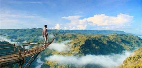 wisata bukit  jogja  pemandangan  luar biasa