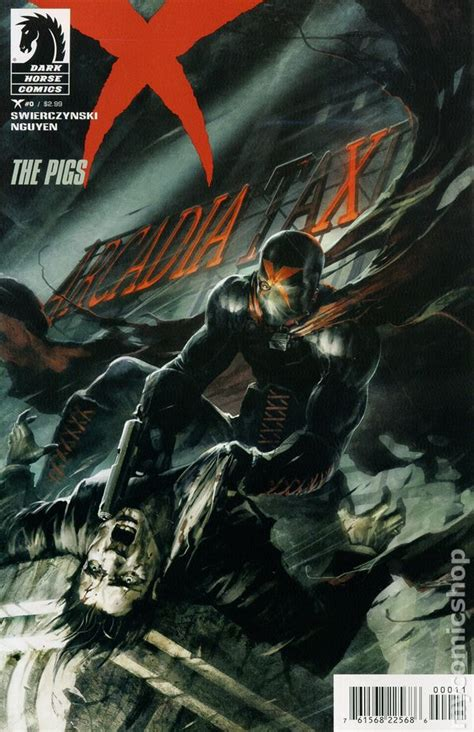dark horse comic books