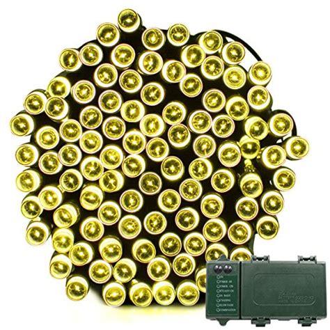 vmanoo battery operated outdoor string vmanoo battery operated 200led string lights fairy