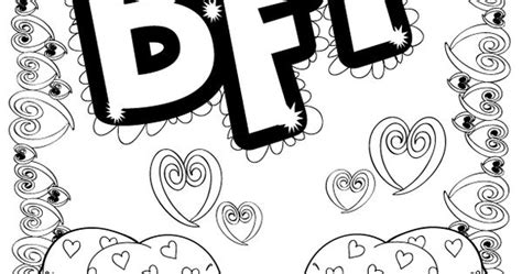 coloring pages    kids     print printable bff coloring pages recipes
