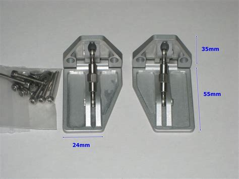 Rc Gas Boat Trim Tabs by Trim Tabs For Fast Electric Rc Boat New Design Ebay