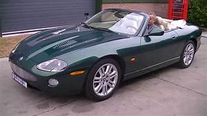 Jaguar Xk8 Cabriolet : jaguar xkr cabriolet 4 2l video youtube ~ Medecine-chirurgie-esthetiques.com Avis de Voitures