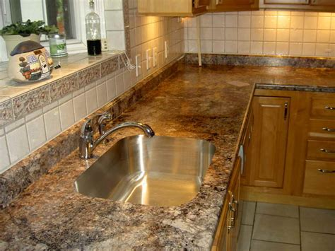 kitchen laminate countertops that look like granite