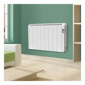 Radiateur Ultra Plat : dis 900 radiateur chaleur douce programmable ultra plat ~ Edinachiropracticcenter.com Idées de Décoration