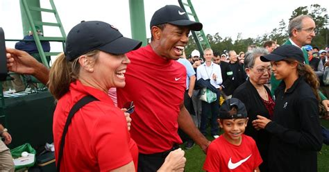 Tiger Woods teams with his son in PNC Championship