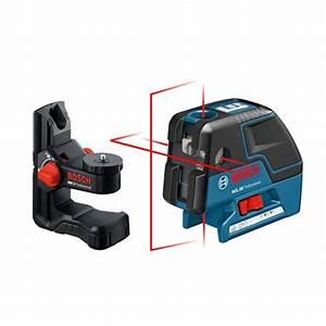 Niveau Laser Plaquiste : niveau laser croix lignes gcl 25 bosch bm1 plus ~ Premium-room.com Idées de Décoration
