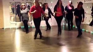 Linda Eh - Danse En Ligne - Line Dance  Extrait Du Cours Du 23 Janvier 2015