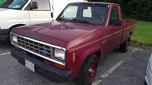 1987 Ford Ranger Custom