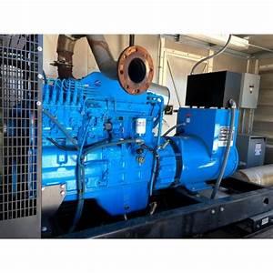 Used Diesel Generator For Sale 150 Kw Cummins Model 6cta8