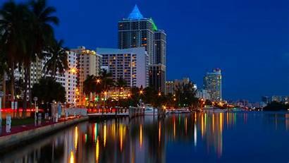 Miami Skyline 1440 2560