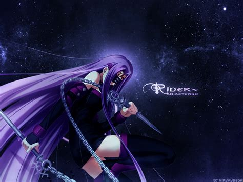 fate stay night rider wallpaper wallpapersafari