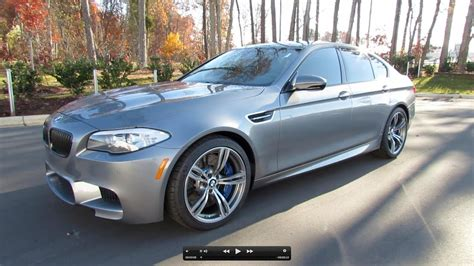 2013 Bmw M5 Review by 2013 Bmw M5 F10 Start Up Exhaust And In Depth Review