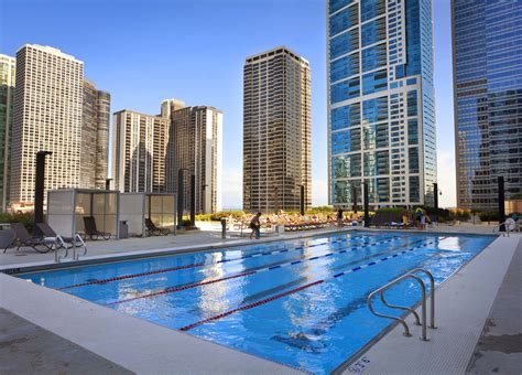 pool chicago best hotel pools chicago hotels with pools