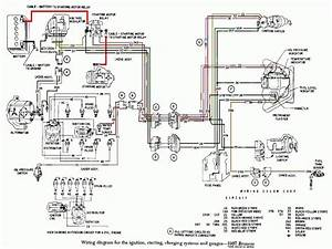 1953 Ford 600 Wiring Diagram
