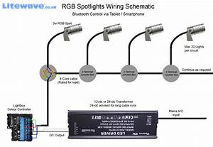 Wiring Diagram For Spotlights In Ceiling