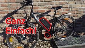 Elektro Motorrad Selber Bauen : fahrrad selber zu ebike aufr sten youtube ~ A.2002-acura-tl-radio.info Haus und Dekorationen