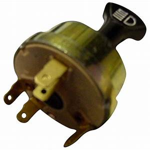 1100-0978  New Holland Light Switch Fits Numerous