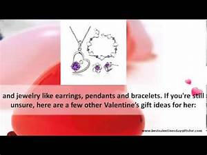 Great Valentine's Day Gift Ideas For Your Girlfriend - YouTube