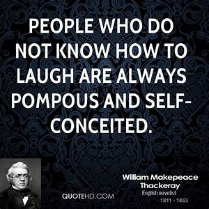 Quotes About Po... Funny Pompous Quotes