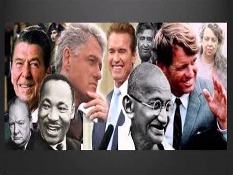 charismatic leaders   youtube